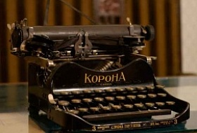 Writers and typewriters